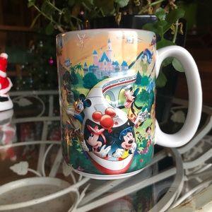 Authentic Disney character mug 3D grandma edition
